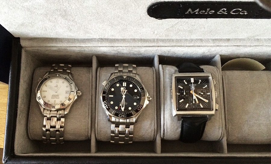how to start a watch collection